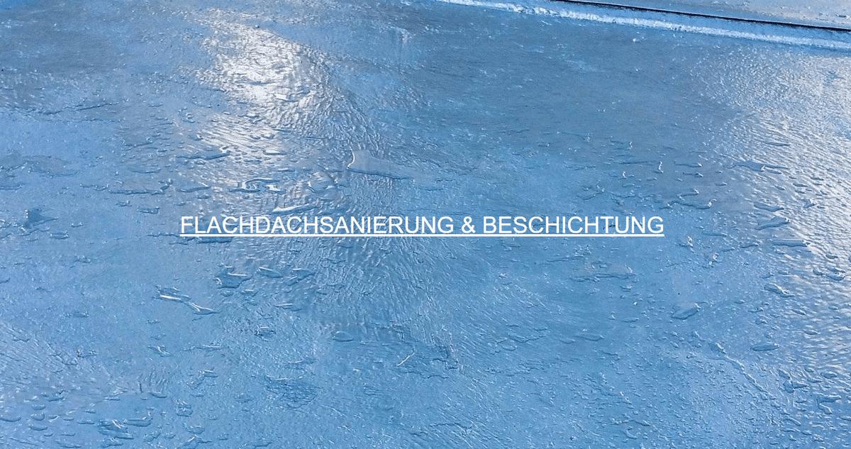 Flachdachsanierung für Saarland - ᐅ Spodarek Dachbeschichtungen: Dach Abdichtung, Garagendach Beschichtung, Carportdach Renovierung