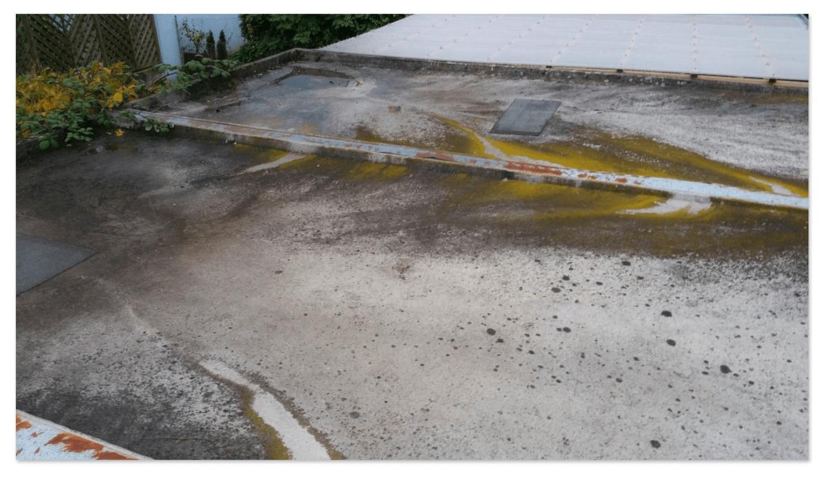 Flachdachsanierungen in  Saarland
